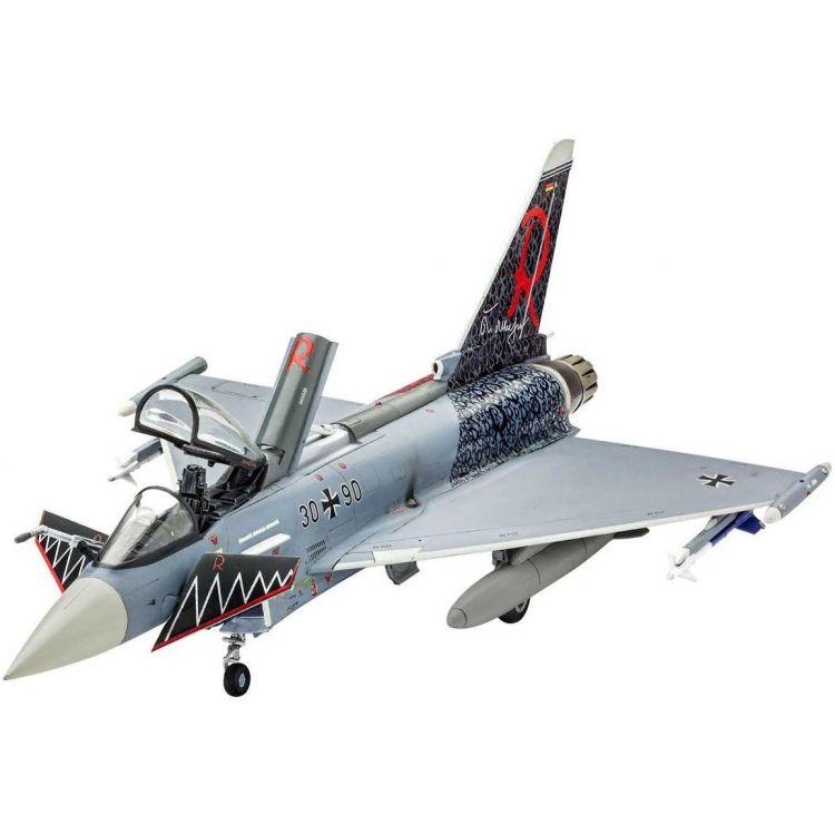 Plastic ModelKit letadlo 03952 - Eurofighter Typhoon single seater(1:72)
