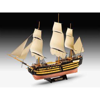 Plastic ModelKit loď 05819 - HMS Victory (1:450)