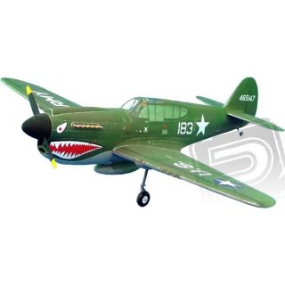 P-40 Warhawk rozp.1357mm 6.5-8.5ccm CMP050