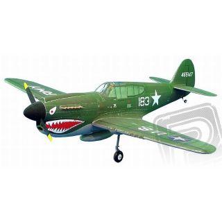 P-40 Warhawk rozp.1850mm 20-30 ccm 140 ARF CMP049
