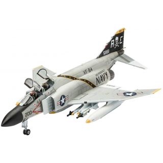 Plastic ModelKit letadlo 03941 - F-4J Phantom US Navy (1:72)