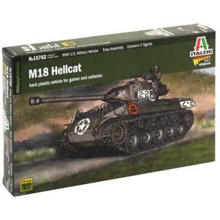 Model Kit tank 15762 - M18 HELLCAT (1:56)