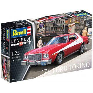 Plastic ModelKit auto 07038 - '76 Ford Torino (1:25)