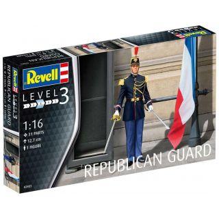 Plastic ModelKit figurka 02803 - Republican Guard (1:16)