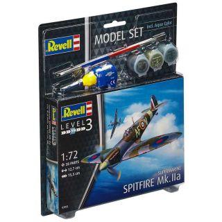 ModelSet letadlo 63953 -  Spitfire Mk. IIa (1:72)