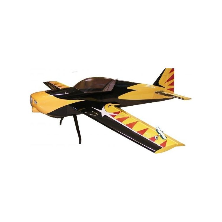 MX2 1320mm, žlutá/červená/černá