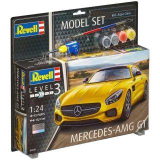 ModelSet auto 67028 -  Mercedes AMG GT (1:24)