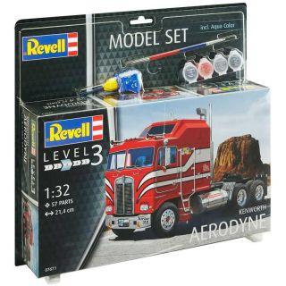 ModelSet auto 67671 -  Kenworth Aerodyne (1:32)