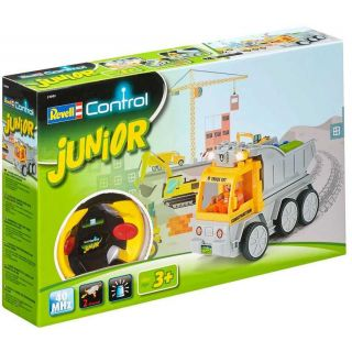 Autíčko REVELL 23005 JUNIOR - Dumper Truck - 40 MHz