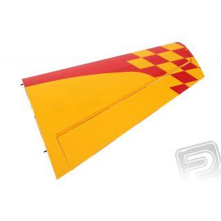 ND YAK 55M 1.4m křídlo červ/žlut R