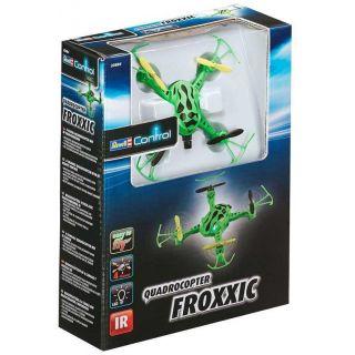 Kvadrokoptéra REVELL 23884 - FROXXIC - zelená