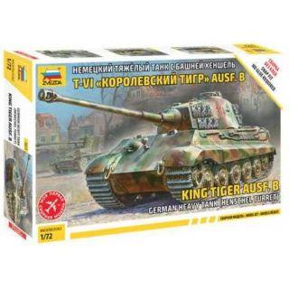 Model Kit tank 5023 - Sd.Kfz. 182 King Tiger Henschel (1:72)