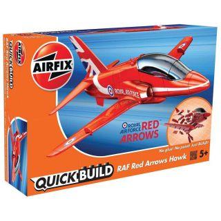 Quick Build letadlo J6018 - RAF Red Arrows Hawk