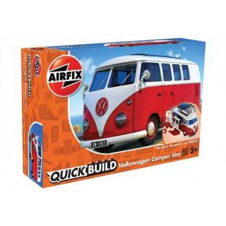 Quick Build auto J6017 - VW Camper Van