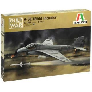 Model Kit letadlo 1392 - A-6E TRAM INTRUDER (1:72)