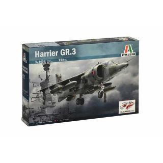 Model Kit letadlo 1401 - HARRIER GR.3 (1:72)