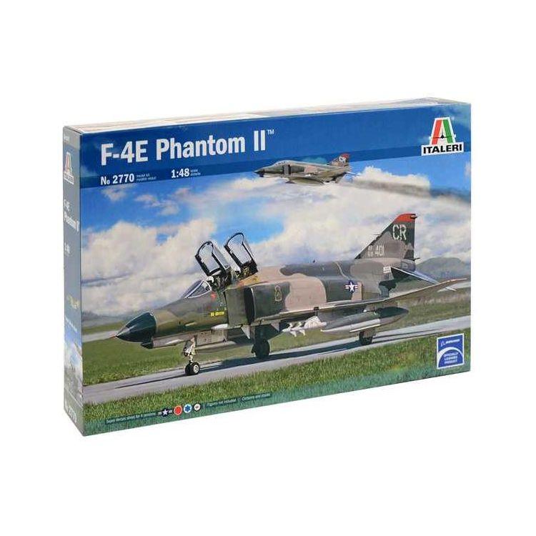 Model Kit letadlo 2770 - F-4E PHANTOM II (1:48)