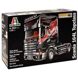 Model Kit truck 3922 - SCANIA 164 L TOPCLASS (1:24)