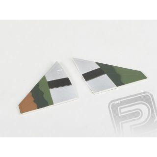 F-4E Phantom - výškovky, (Desert Phantom)