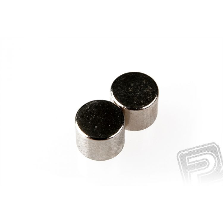 MAGNET SET D5 x 4mm (2ks)