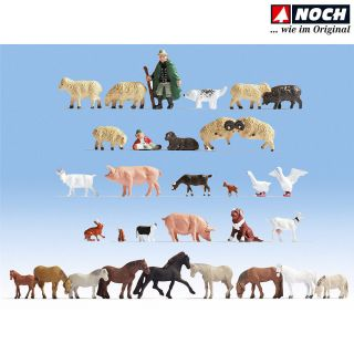 NOCH zvierací svet (20 výročie NOCH)