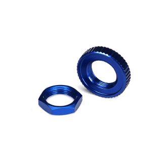 4-Tec 2.0: Hliníkový servosaver modrý