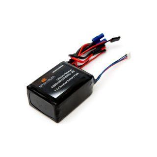 Spektrum - batérie prijímača LiPol 7.4V 4000mAh
