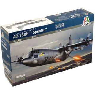 "Model Kit letadlo 1310 - AC-130H ""SPECTRE"" (1:72)"