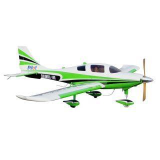 Columbia 400 scale 30% (3 250 mm) 50cc (zeleno/bílá)