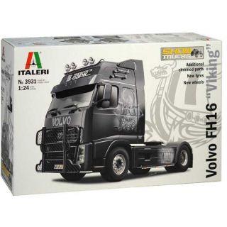"Model Kit truck 3931 - VOLVO FH16 XXL ""VIKING"" (1:24)"