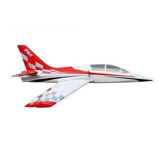 Dolphin Jet (2 000 mm) TR pro 8-12kg turbínu (červeno/bílá)
