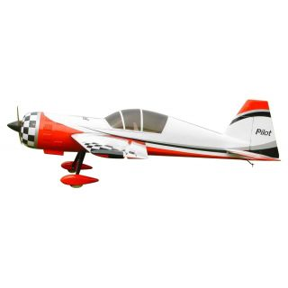 Yak 54 scale 37,5% (3 100 mm) 150cc (červeno/bílá)