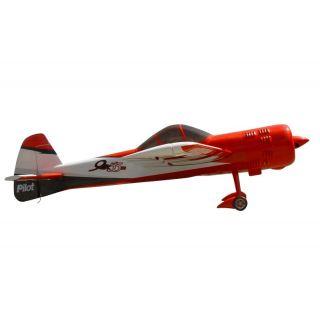 Yak 55M scale 33% (2 700 mm) 100cc (červeno/bílá)