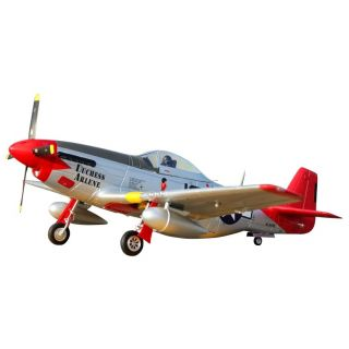 "P-51D Mustang ""Red Tail"" V8 - ARF"