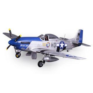 "P-51D Mustang ""Petie 2nd"" V8 - ARF"