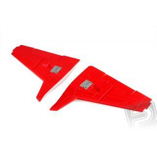 F-5E Red Suisse - krídla