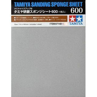Brúsna špongia Tamiya 600