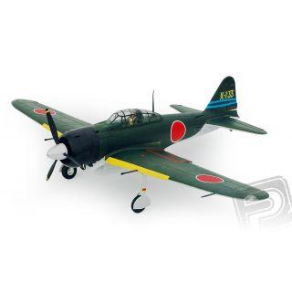 A6M Zero EPP 1400mm ARF (el. Zaťahovací podvozok)