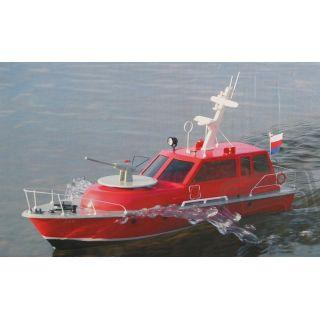 ZAR stavebnice hasičského člunu