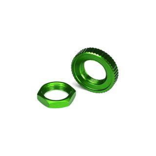 4-Tec 2.0: Hliníkový servosaver zelený