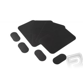 Deck and battery PVC patch (4 pcs.)