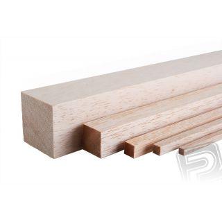 Balsové lišta 10x10x1000mm