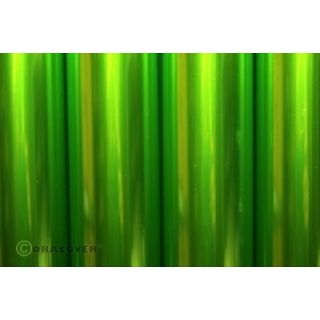ORACOVER 2m Transparentní zelená (49)