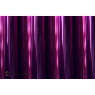 ORACOVER 2m Transparentní fialová (58)