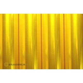 ORACOVER 10m Transparentné žltá (39)