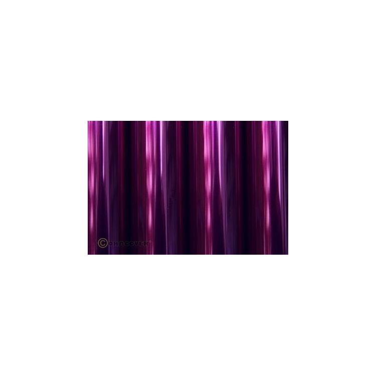 ORACOVER 10m Transparentní fialová (58)