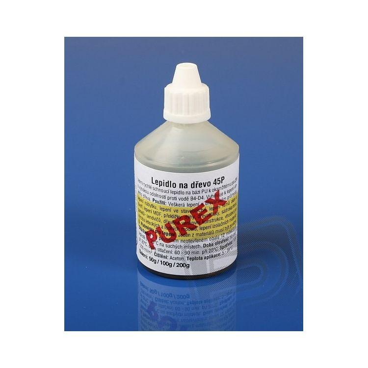 PUREX rapid (PRO45P) 50g polyuretan. lepidlo