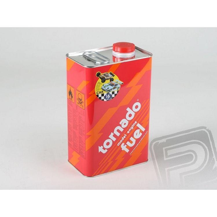TC16 CAR 16% 4,0L TORNADO Clean power OFF-ROAD/ON-ROAD