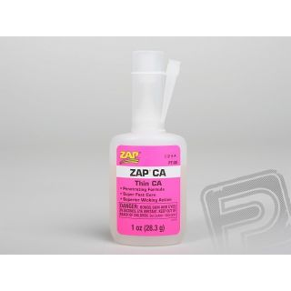 ZAP CA 28,3g (1oz.) Riedke vteř.lepidlo
