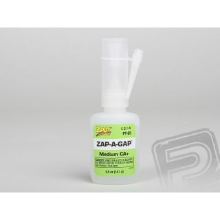ZAP-A-GAP 14,1g (1 / 2oz.) Stredná vteř.lepidlo
